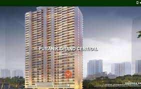 AVAILABLE 1 2 BHK IN PURANIKS STELLA GRAND CENTRAL THANE WEST NAVI MUMBAI