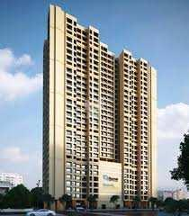 AVAILABLE 1 2 BHK IN RAUNAK RESIDENCY THANE NAVI MUMBAI