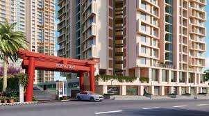 AVAILABLE 1 2 BHK IN PURANIKS RUMAH BALI THANE WEST NAVI MUMBAI