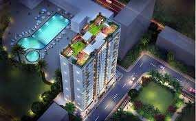 AVAILABLE 1 BHK PLATINUM CORP PLATINUM PRIVE KANDIVALI WEST MUMBAI
