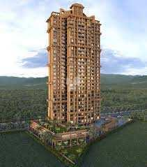 AVAILABLE 1 2 BHK IN RUTU CITY RICHMOND THANE WEST NAVI