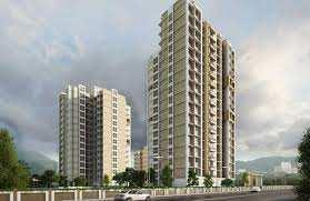AVAILABLE 1 2 BHK IN RAUNAK UNNATHI WOODS PHASE 6 THANE WEST NAVI MUMBAI