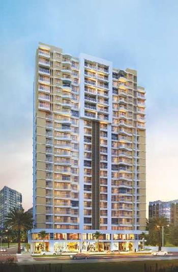 AVAILABLE 2 BHK IN ATLANTIS THANE WEST NAVI MUMBAI