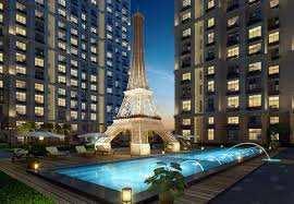 AVAILABLE 1 2 3 BHK IN KANAKIA PARIS BANDRA EAST MUMBAI