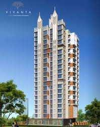 AVAILABLE 1 BHK IN KSHITIJ VIVANTA  BHANDUP WEST MUMBAI