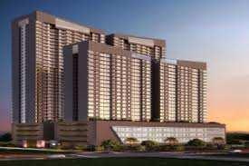 AVAILABLE 1 2 1RK BHK IN UK LRIDIUM KANDIVALI EAST MUMBAI