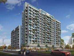 AVAILABLE 2 1  BHK IN TODAY VRINDAVAN KARANJADE NAVI MUMBAI