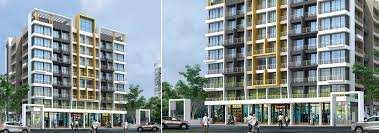 AVAILABLE 1 BHK IN NEELKATH SANSKRUTI KARANJADE NAVI MUMBAI
