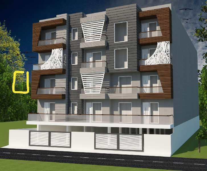 3 BHK Flats & Apartments for Sale in Chattarpur, Delhi