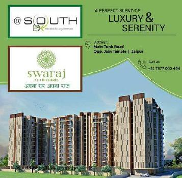 2 BHK Flats & Apartments for Sale in Tonk Road, Jaipur