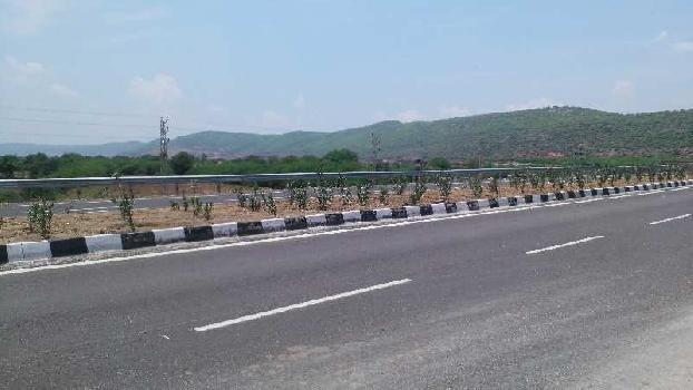 6 bigha on highway in hindoli