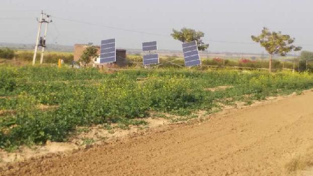 agriculture land for sell in chanda kalan village bundi