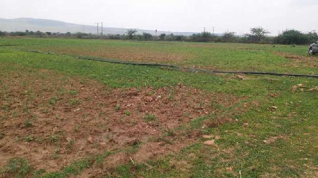 agriculture land for sell in biharipura village bundi