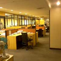 4800 Sq.ft Fully Furnished Office for Rent