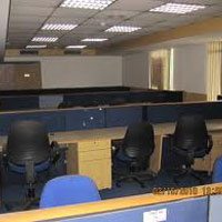 Fully Furnished Office with 450 Person Capacity Opp Belapur Station