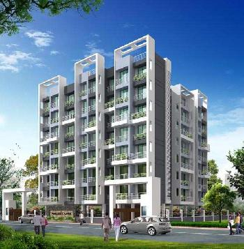 620 Sq. Ft 1 BHK Flat for Sale At Karanjade-Panvel