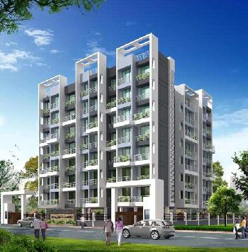 980 sq. ft 2BHK flat for sale at Karanjade-Panvel.