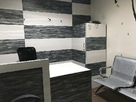 1524 Sq.Ft Fully Furnished Office On Long Lease