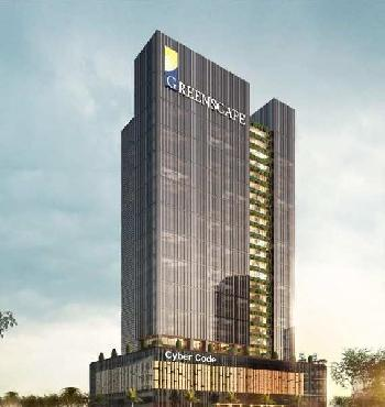 1387 Sq.ft. Office Space for Sale in Nerul, Navi Mumbai