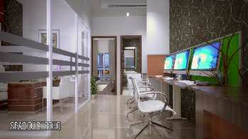 Well Design Office Space available in Chandigarh-Ambala Highway,Zirakpur
