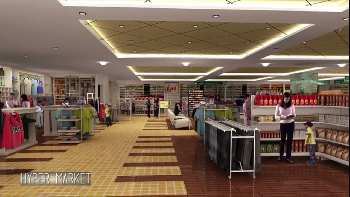 A Modern take on the Flea-market experience,the first commercial opportunity of its kind