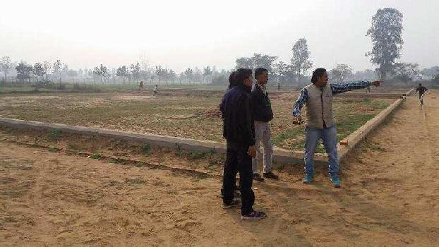 Residential Plot for Rent in Gomti Nagar, Lucknow