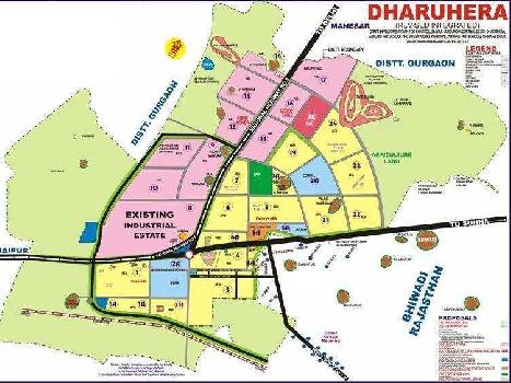 Residential Land for Sale In Dharuhera