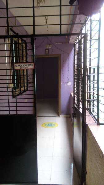 1BHK Flat Sale Virar East. BMC Water, Semi Furnished Flat