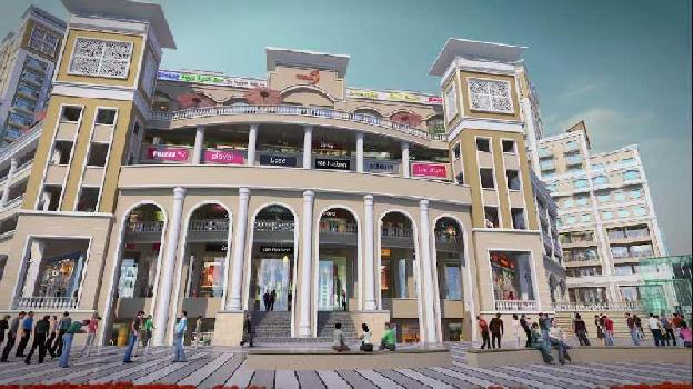 225 Sq.ft. Office Space for Sale in NH 22, Zirakpur