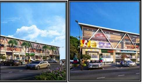 420 Sq.ft. Commercial Shops for Sale in Patiala Road, Zirakpur