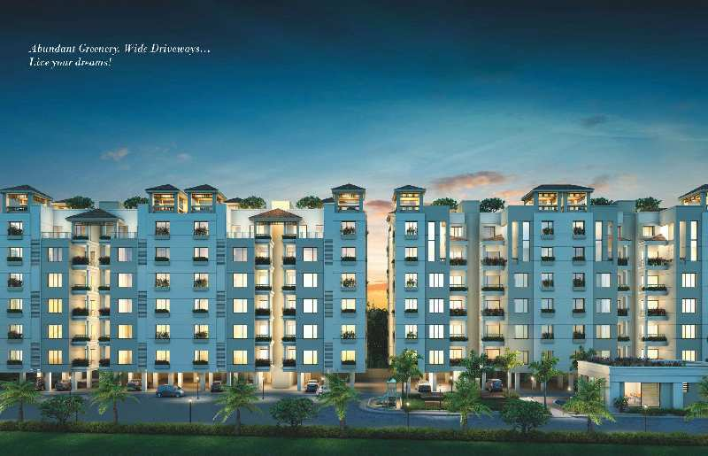 2 BHK Flats & Apartments for Sale in Vasna Bhayli Road, Vadodara
