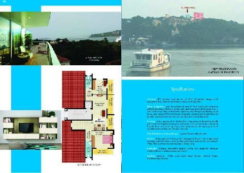 2 BHK Flats & Apartments for Sale in Porvorim, North Goa, Goa