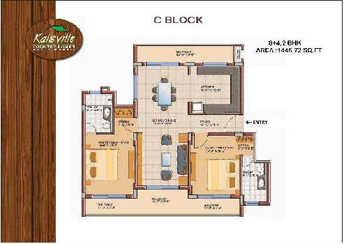 Available 2 Bedroom Apartment For Sale in Manali