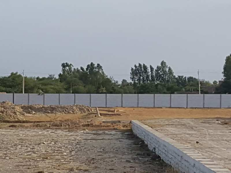 Residential Land/plot in Integrated Township