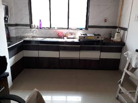 Furnished 2bhk flat for sell