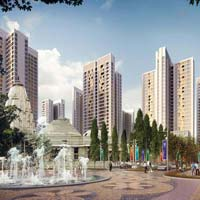 2 BHK Flats & Apartments for Sale in Balkum, Thane