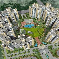 2BHK+Study  Apartment For Sale In Noida, Sec-120, Near Fortis Hospital