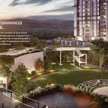 1 BHK Apartment For Sale in Ghodbunder Road, Thane