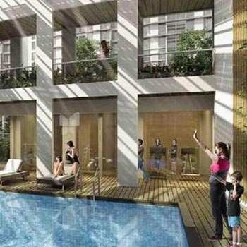 3 BHK Apartment For Sale in Ghodbunder Road, Thane