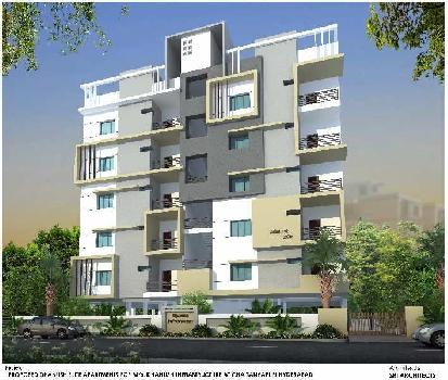 3 BHK Flat For Sale In Chaitanyapuri, Hyderabad