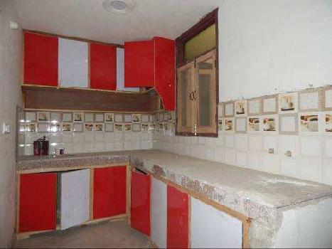 3 Bhk flat for sale in khanpur registry with 80%Bank Lon