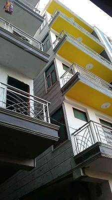 2 BHK good looking flat available for sale in devli expot enclave