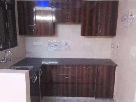 1 BHK Builder floor flat available for sale in bank colony