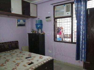 1 BHK Flat available for rent in khanpur, shiv park