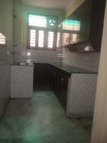 1 BHK Builder floor flat available for sale in Raju park , khanpur
