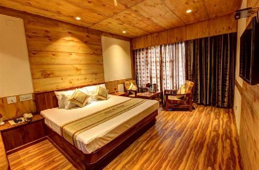 29 Rooms, 3 star Resort on lease in Manali