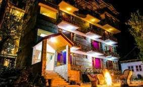 Hotel for Lease in mall road, Kulu/Manali