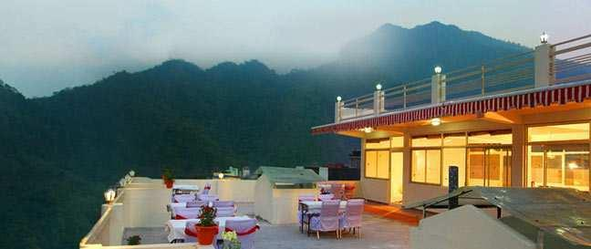 36 Rooms, 4 star hotel on lease in Rishikesh
