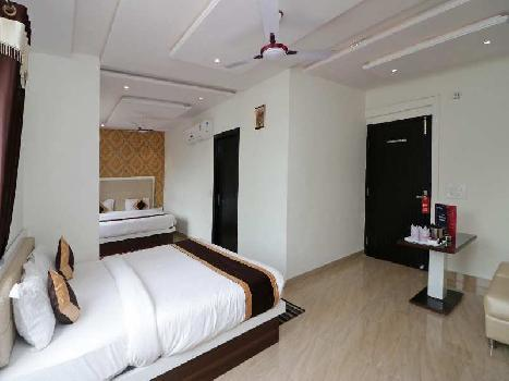23 Rooms Tajmahal view Hotel at Fatehabad Road, Agra