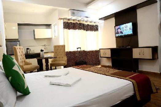 27 Rooms, 3 Star Hotel on lease in Vrindavan
